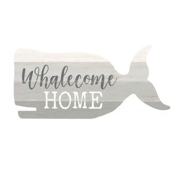 Whalecome Home