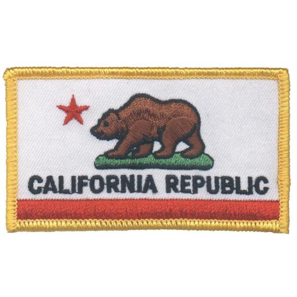 California Republic Patch