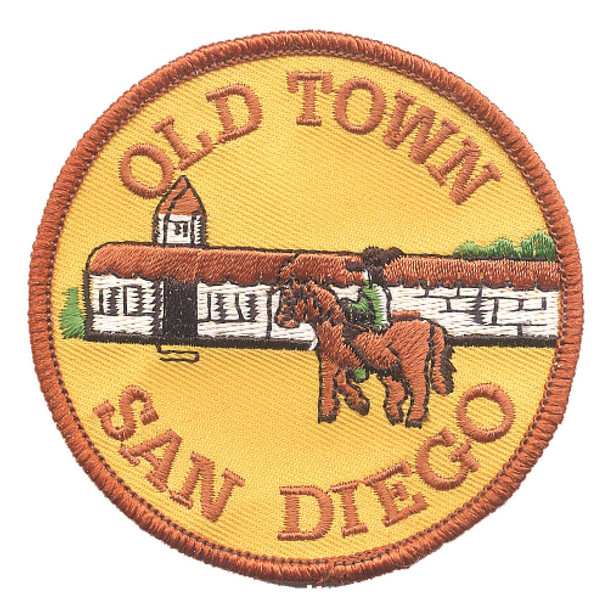 Old Town San Diego Patch
