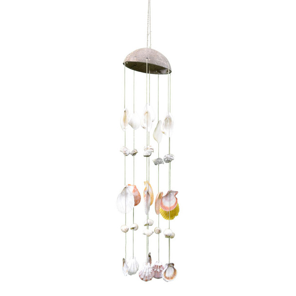 Coco Top Assorted Shell Chime