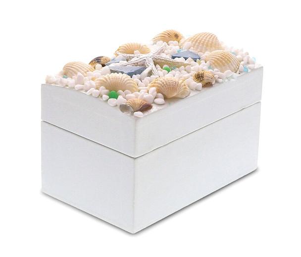 Oceanic Jewelry Box