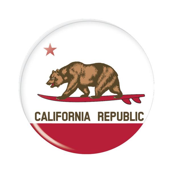 Surfin' California Republic Flag