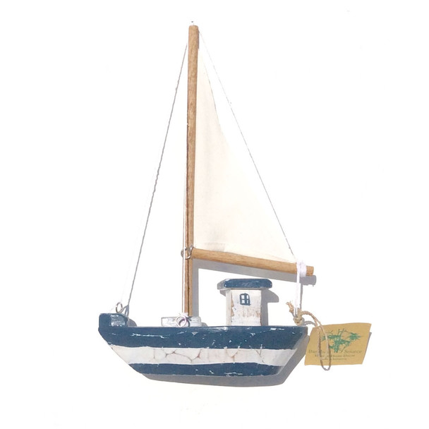 Wood Sailboat
