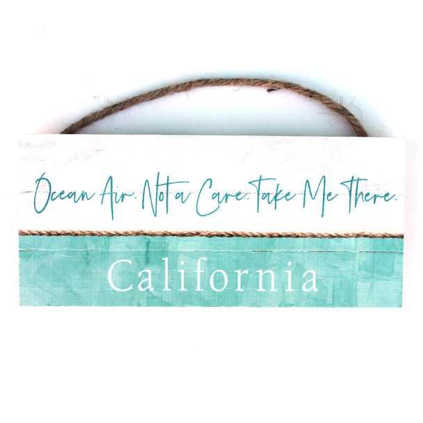 Ocean Air - Not a Care - Take Me There