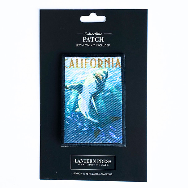 California Shark Patch