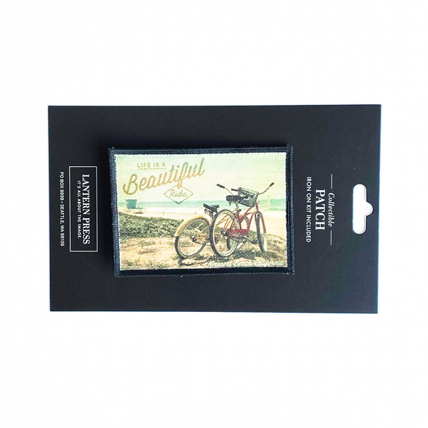 Newport Beach Bicycles Patch