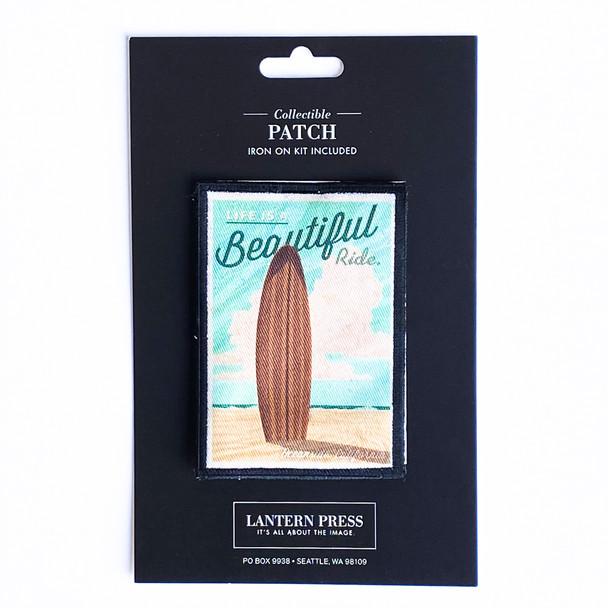Oceanside Surfboard Patch