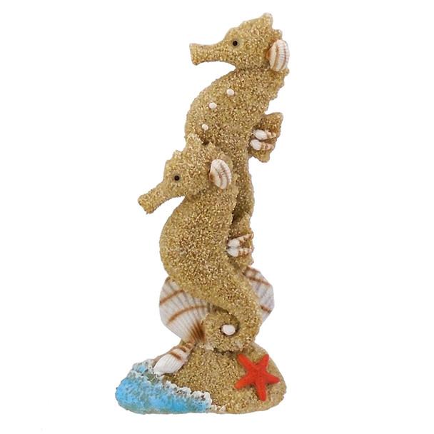 Seahorse Duo Figurine