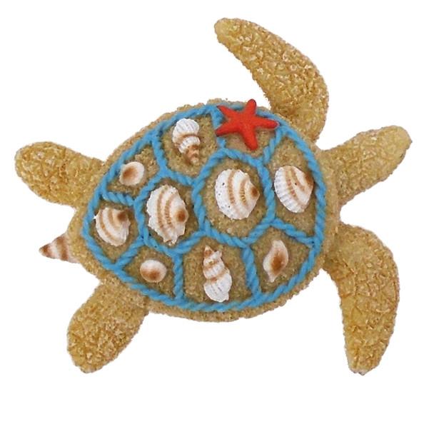 """3"""" Sea Turtle Figure"""