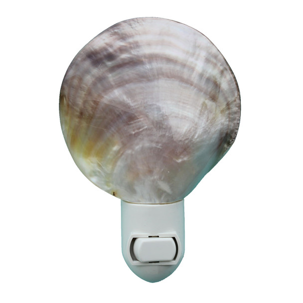 Mother of Pearl Night Light