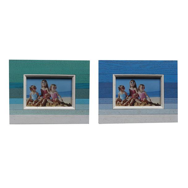 Blue Coastal Picture Frames