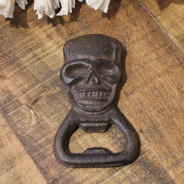 Iron Skull Bottle Opener
