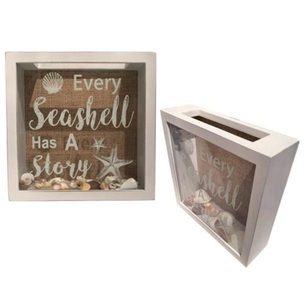 Seashell Collection Box