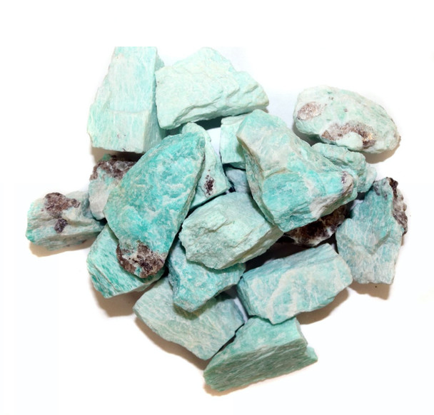 Madagascar Rough Amazonite