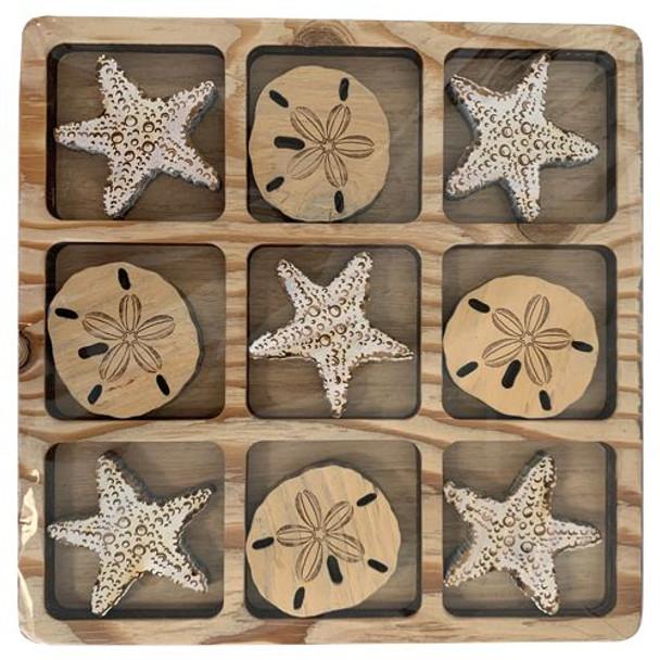 Starfish Tic Tac Toe