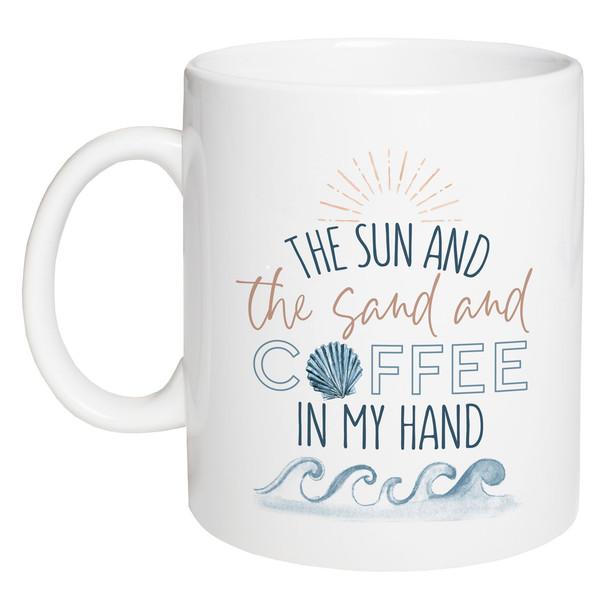 Coffee in My Hand Mug
