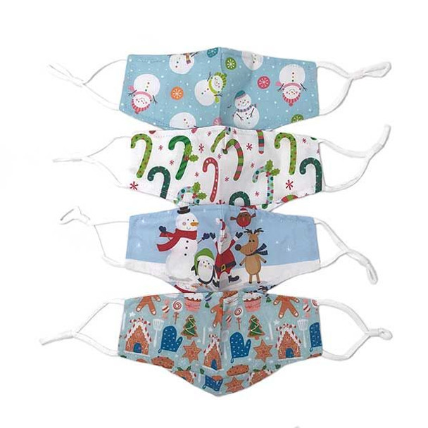 Kids Christmas Masks