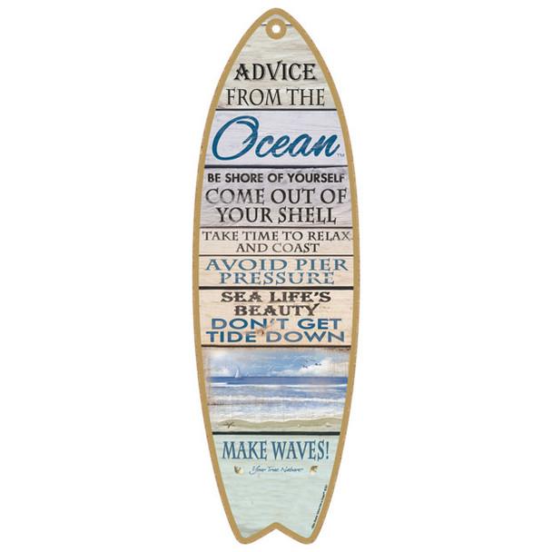 Advice from an Ocean
