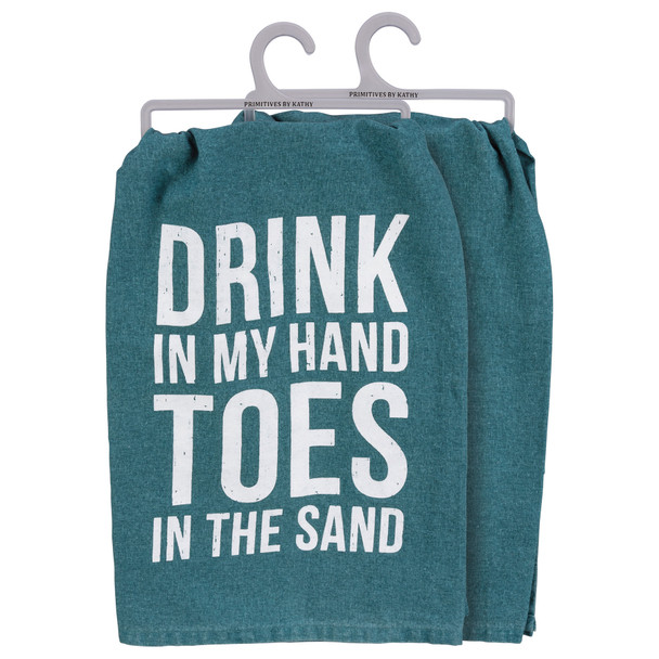 Drink in My Hand - Toes in the Sand