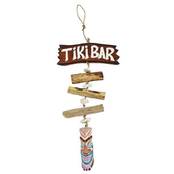Tiki Bar Decoration