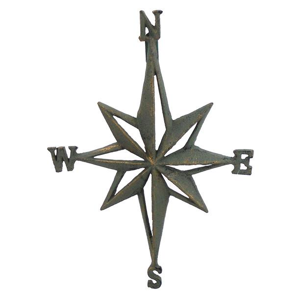 Compass Plaque