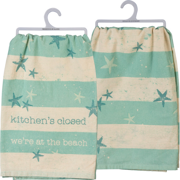 Kitchen's Closed Towel