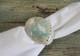 Close Up of Napkin Ring