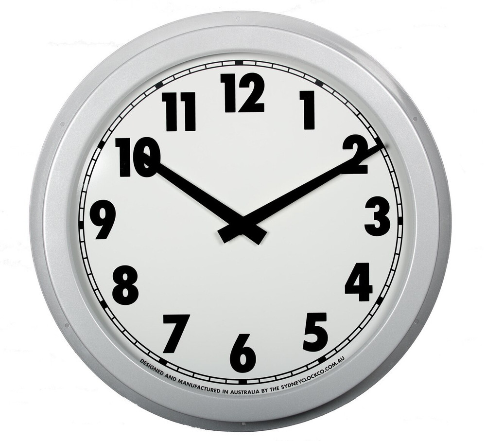 540mm Extreme climate clock. SCC05Extreme.