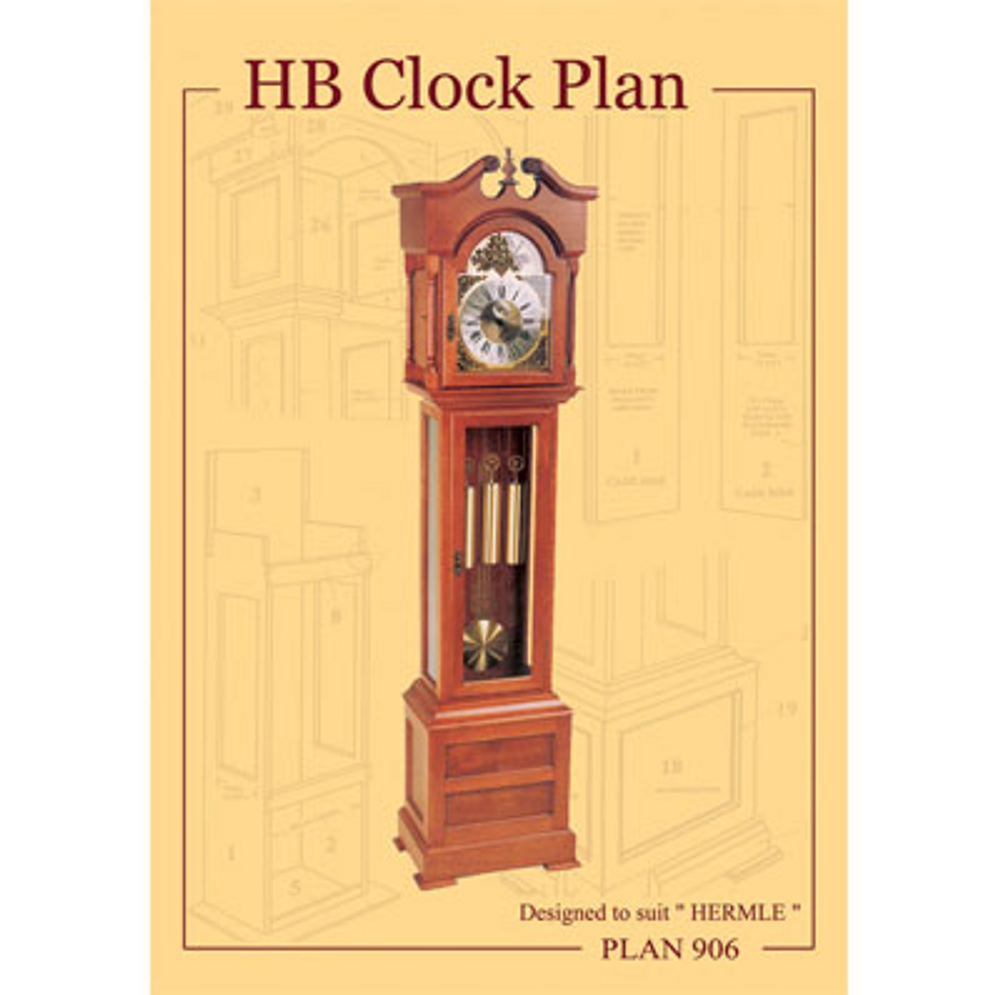 HB Clock Plan # 906