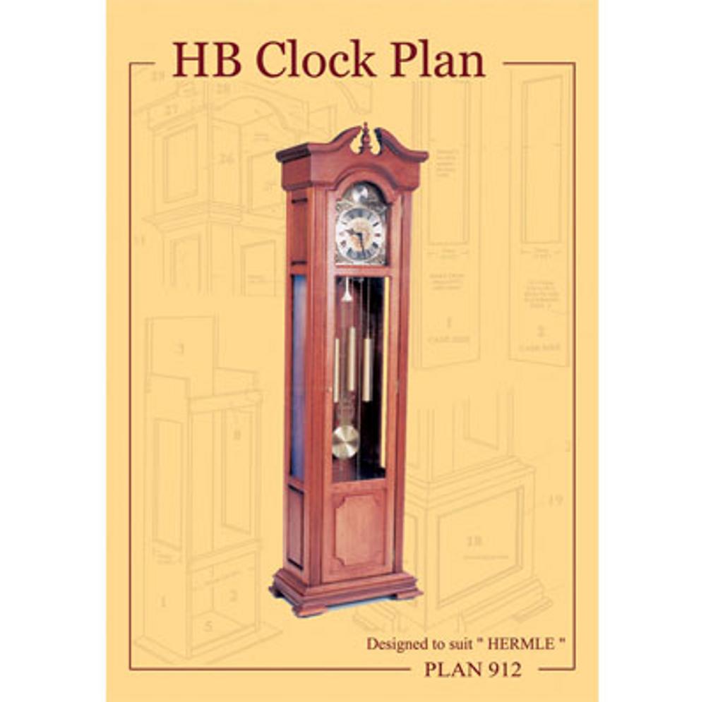 HB Clock Plan # 912