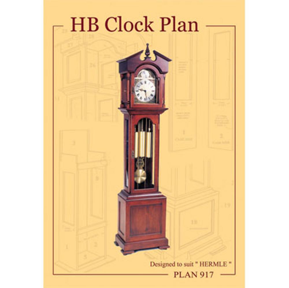 HB Clock Plan # 917