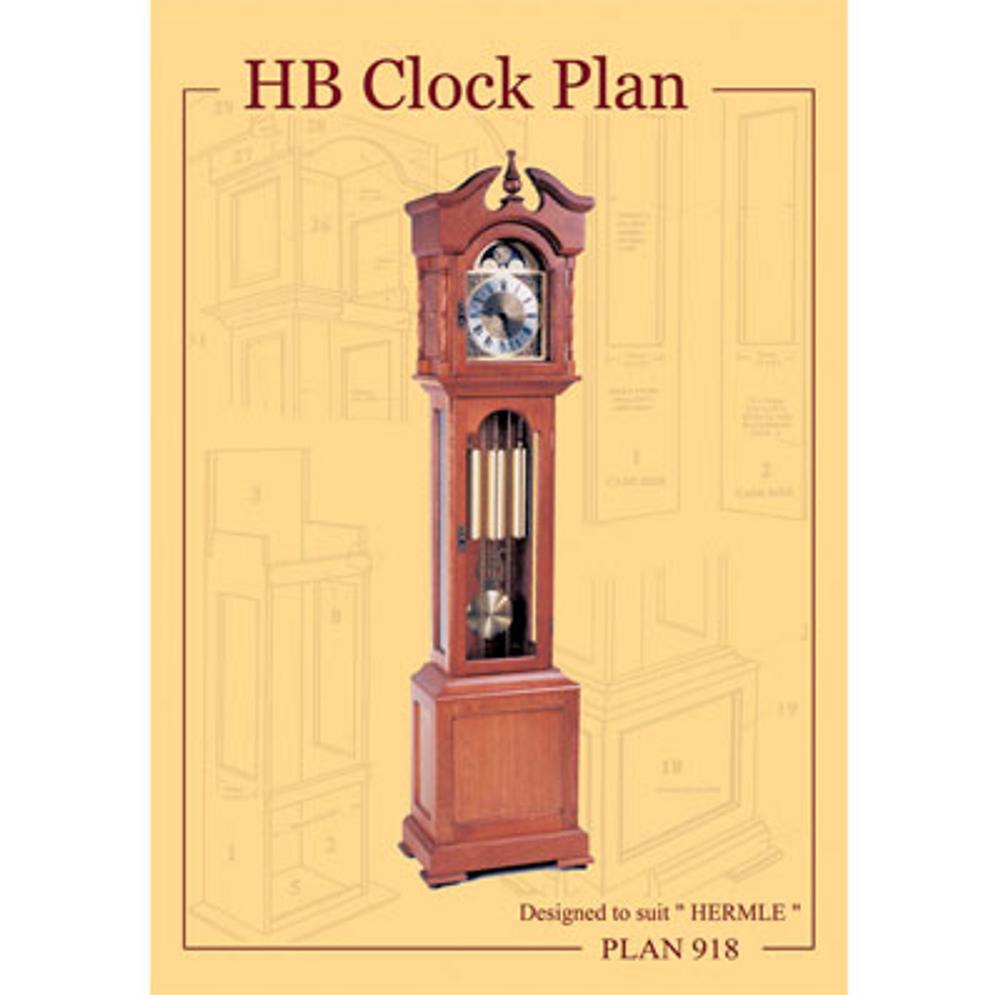 HB Clock Plan # 918