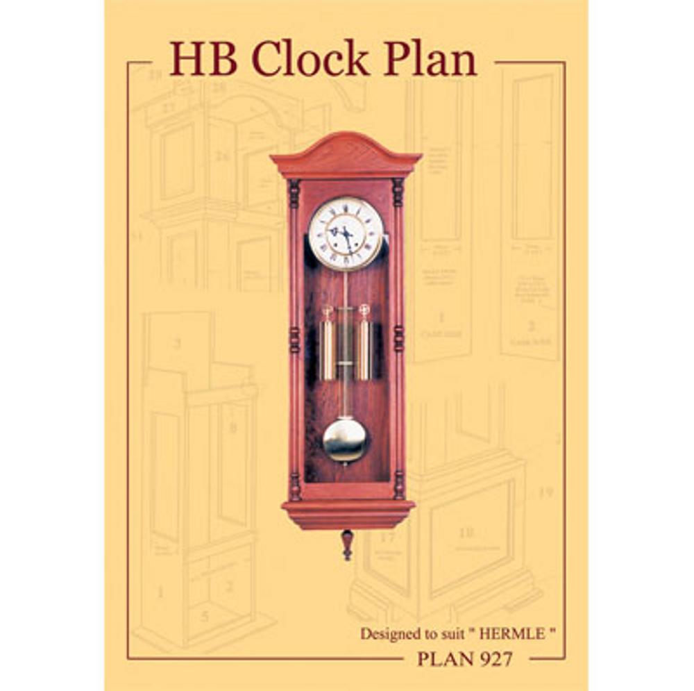 HB Clock Plan # 927