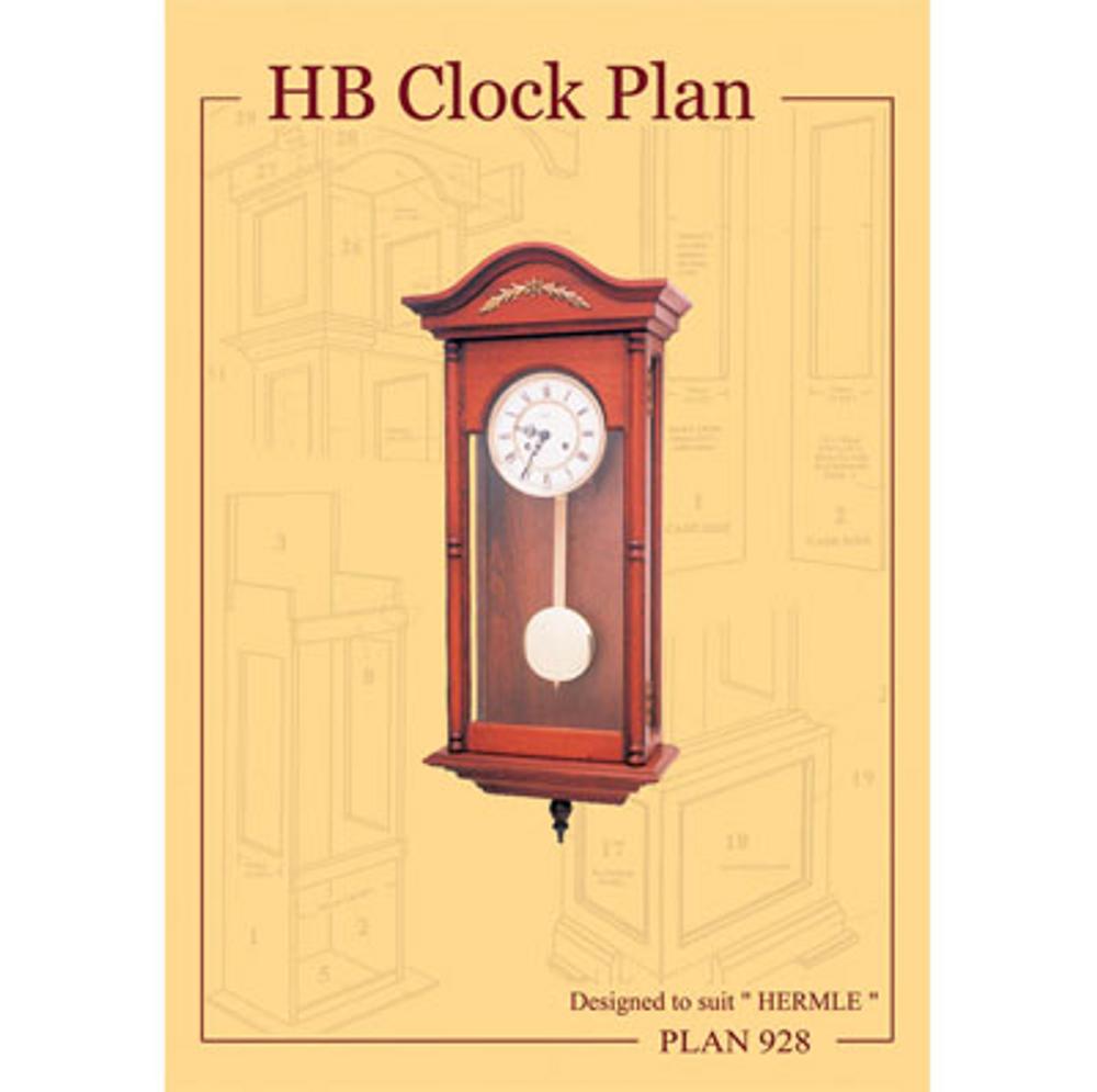 HB Clock Plan # 928