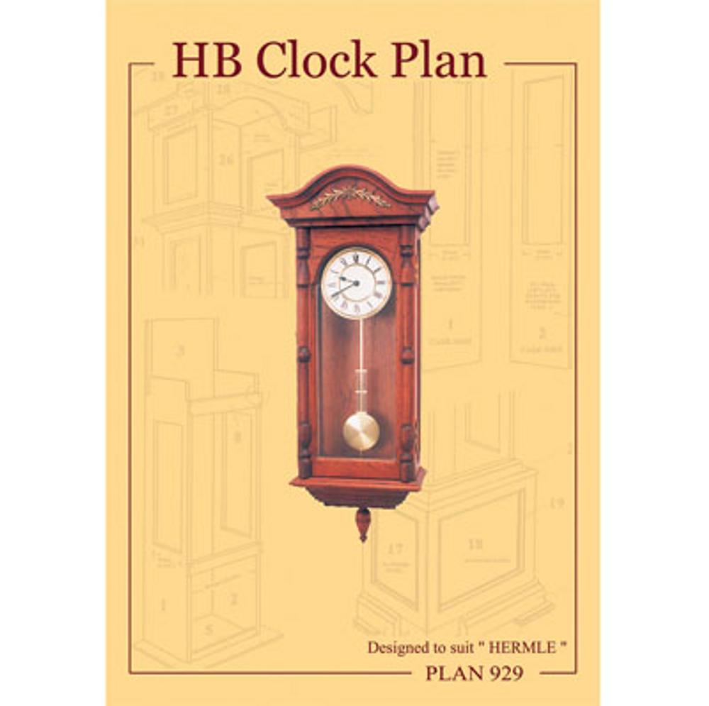 HB Clock Plan # 929