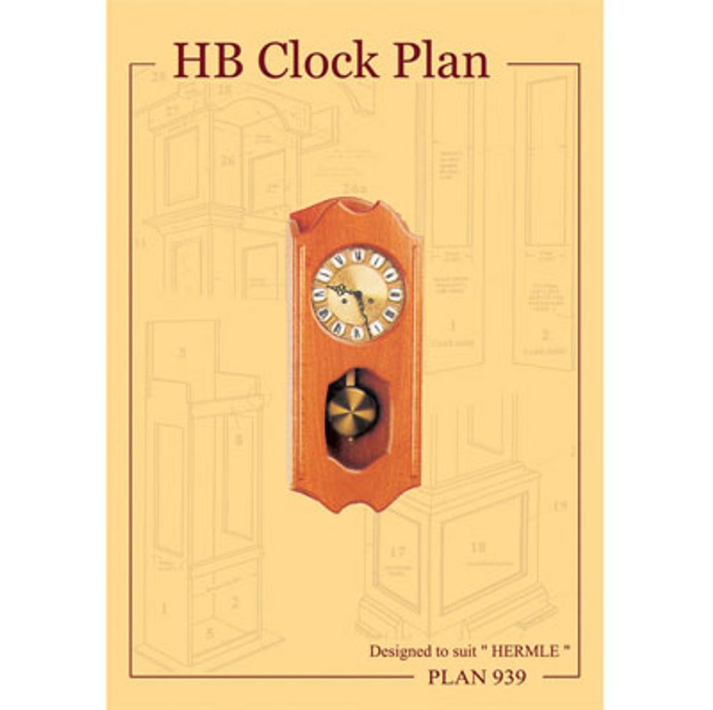 HB Clock Plan # 939
