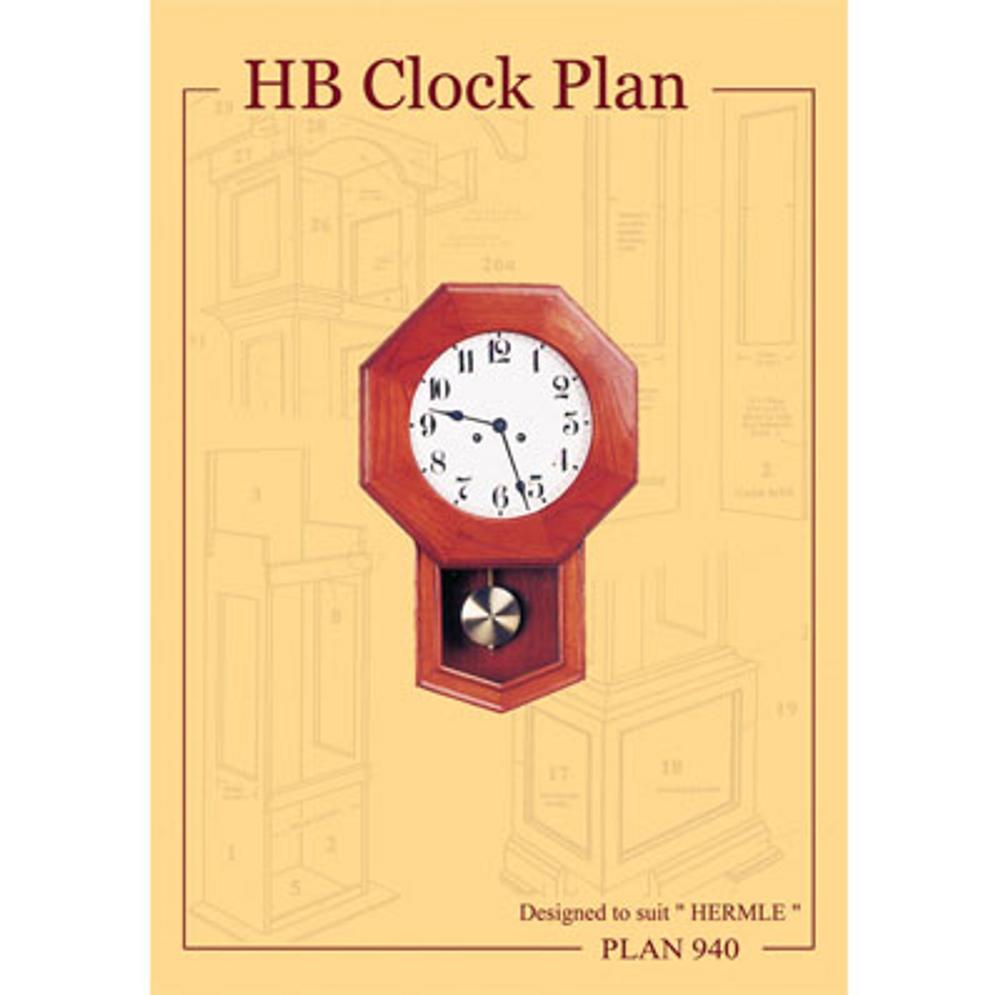 HB Clock Plan # 940