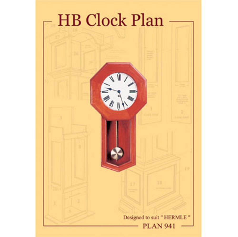 HB Clock Plan # 941
