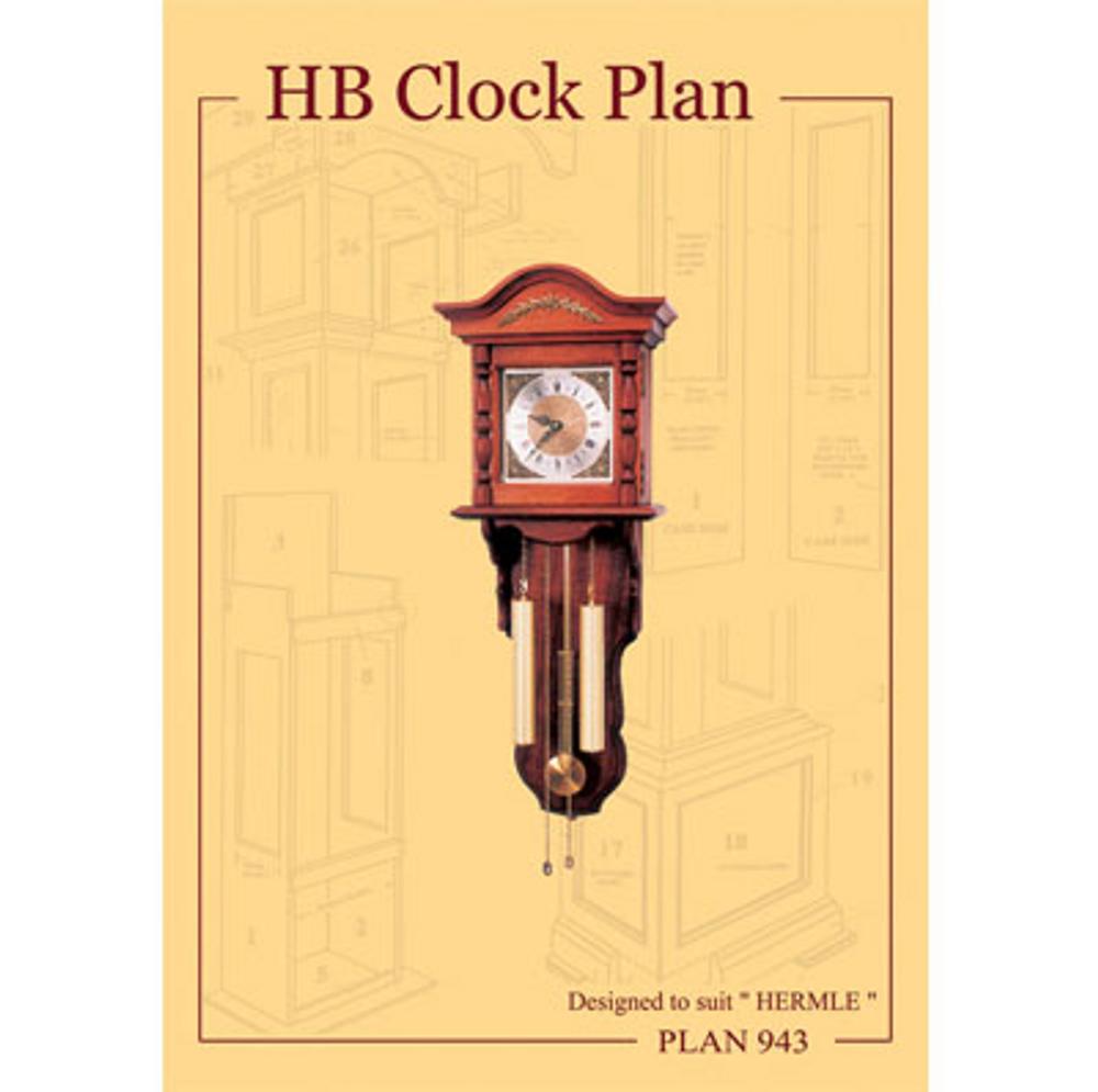 HB Clock Plan # 943