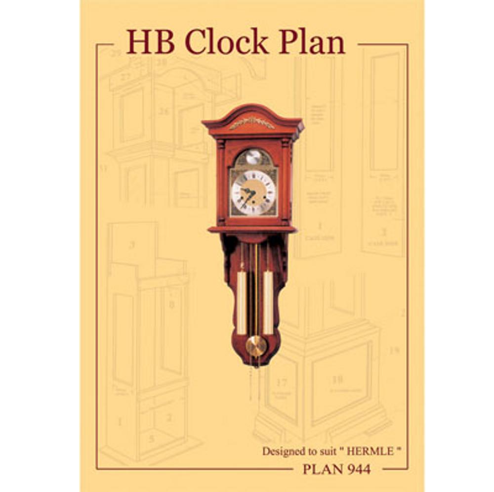 HB Clock Plan # 944