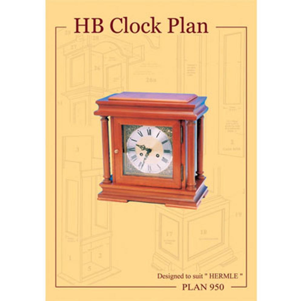 HB Clock Plan # 950