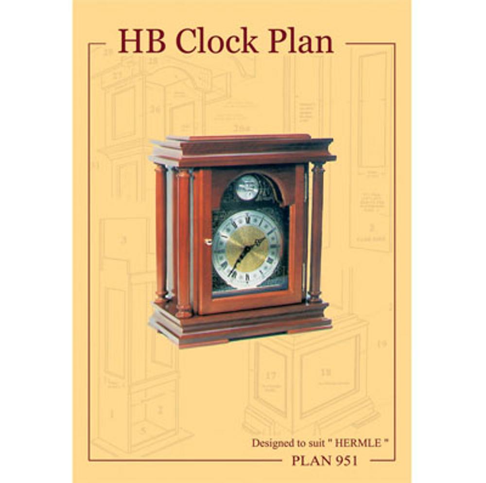 HB Clock Plan # 951