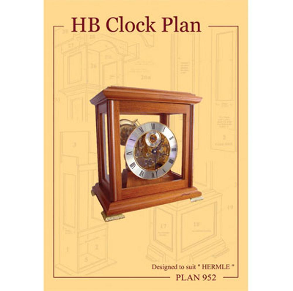HB Clock Plan # 952