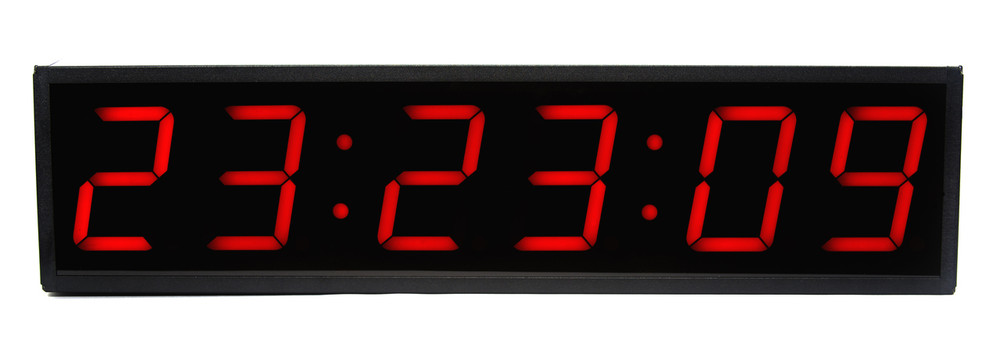 SCC20 UP/DOWN Clock and timer.