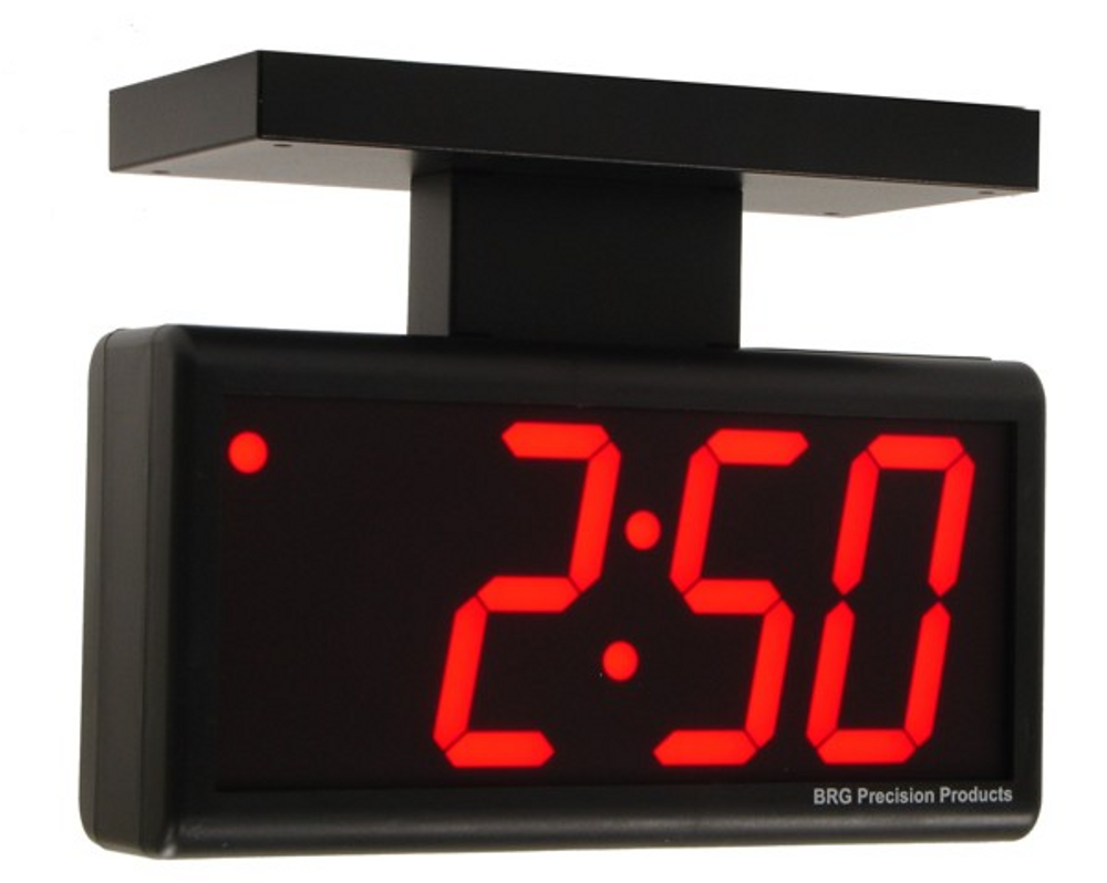"DuraTime double sided 4 Digit, 4.0"" Red LED Digital Clock. Available in RED, GREEN and Blue LED. Contact us for advice and prices."
