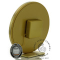 Hermle Solid Brass Table Clock
