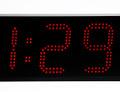 SCC22 Super Bright LED clock and timer.