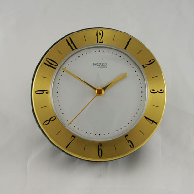 Jaccard  Black/Gold  WJ.240110.1 Desk Clock