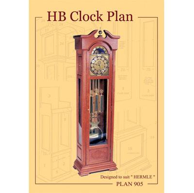 HB Clock Plan # 905