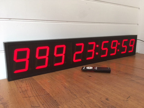 New 999 day count down timer in stock!